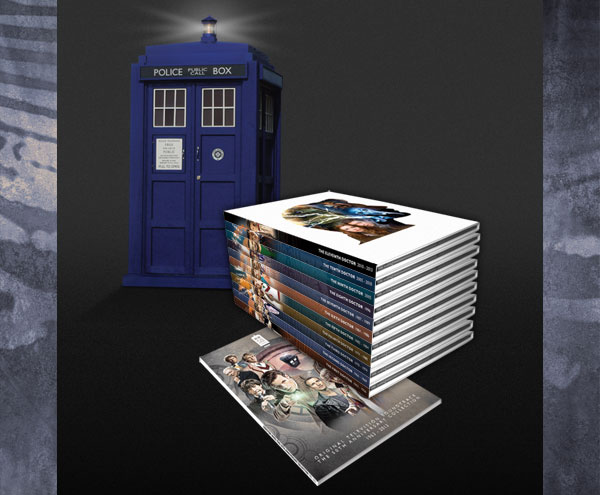 Doctor Who 50th Anniversary 11 Disc Collection