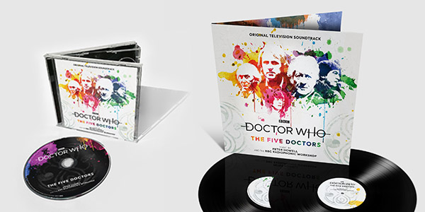 doctor who the five doctors