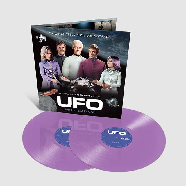 UFO vinyl