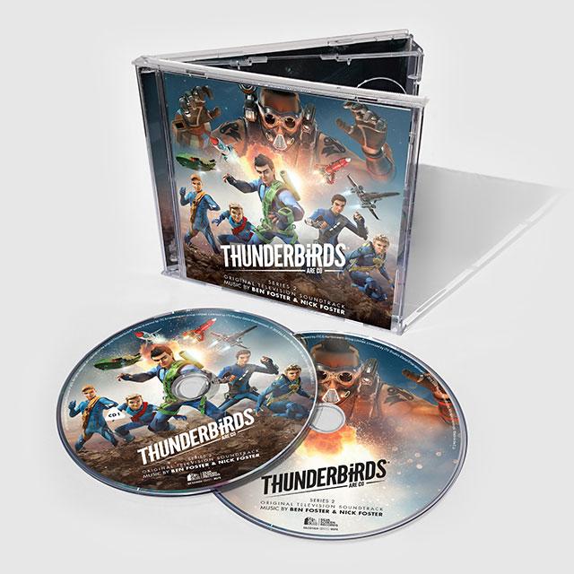thunderbirds cd