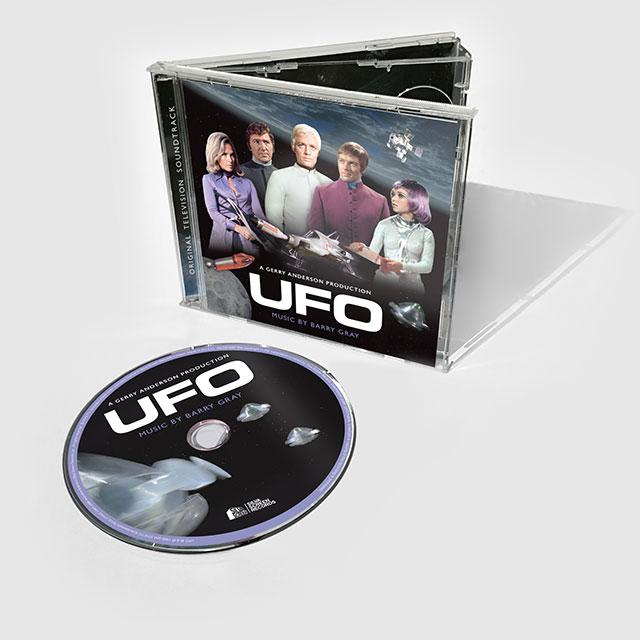 UFO cd