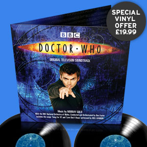 Doctor Who series 1 12inch vinyl