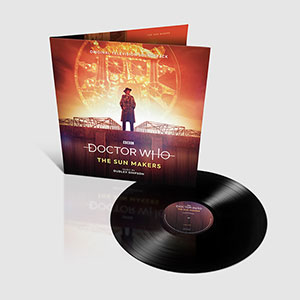 Doctor Who The Sun Makers