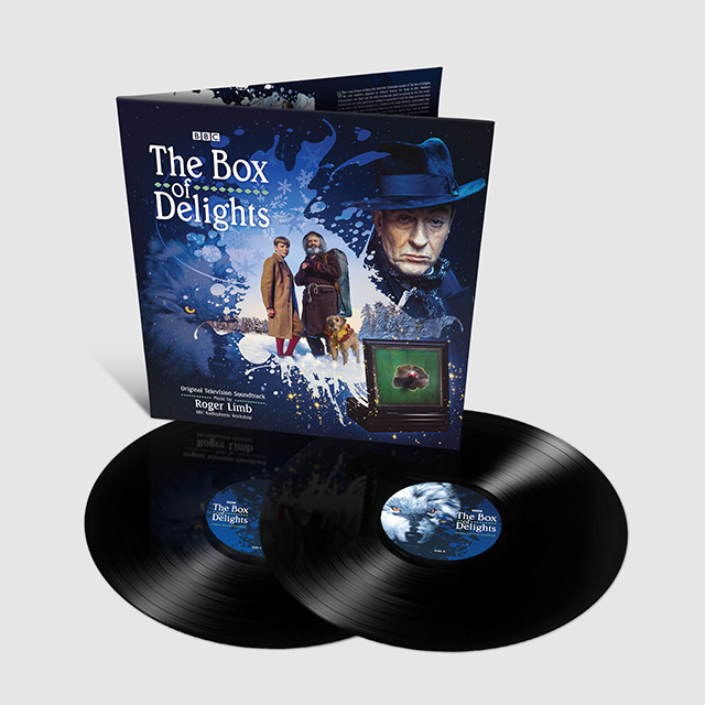 The Box Of Delights vinyl