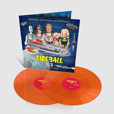 Fireball XL5 12 inch vinyl